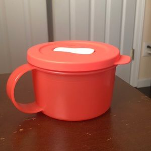 Tupperware Soup Container